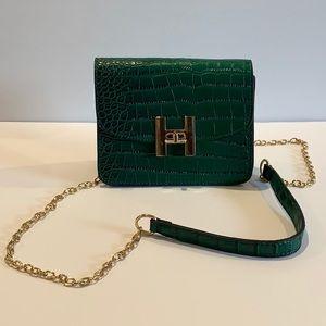 Designer Inspired Hermès Chain Crossbody Bag